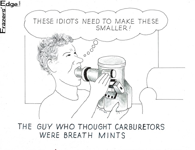 Carburetors Mints LOGO