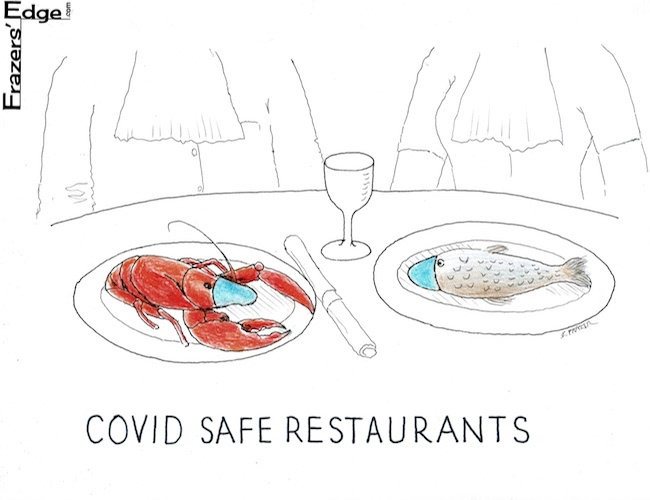 Covid Safe Restaurants LOGO