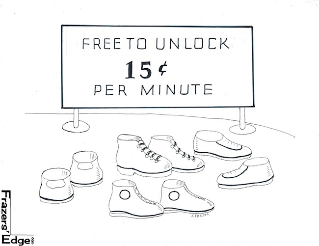 Shoes Unlock LOGO