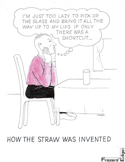 Straw Invented LOGO